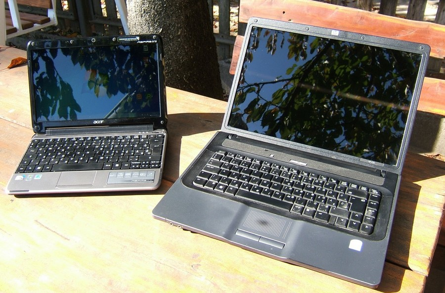 Acer and HP
