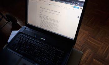 Használt laptop - HP 530