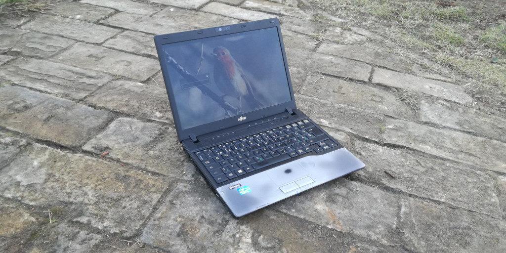 fujitsu p702 használt laptop