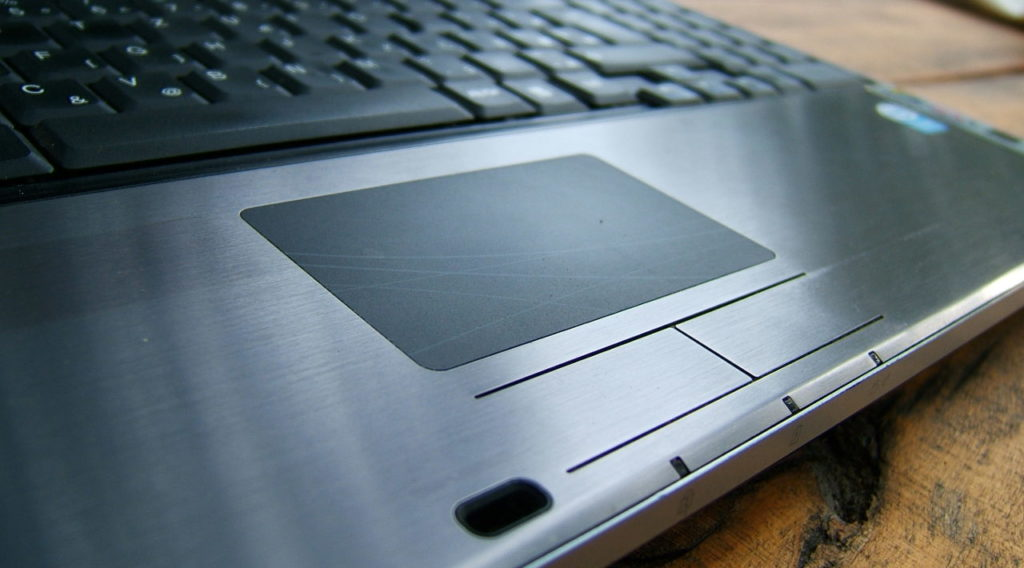 Benq A53 touchpad