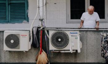 a klíma működése, a hűtőközeg