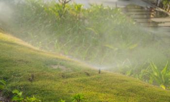 Az öntözésvezérlő házilag történő elkészíés után meglocsolhatjuk a kertünket.